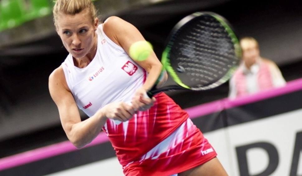 Film do artykułu: Dania pokonana! Polki zagrają o trzecie miejsce w rozgrywanym w Zielonej Górze turnieju Pucharu Federacji