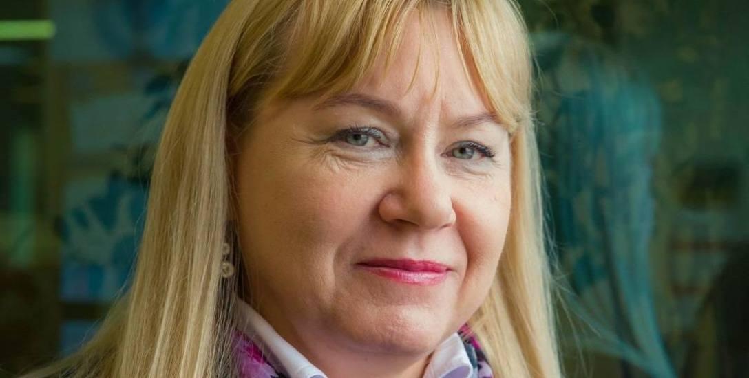 Jolanta Gadek, dyrektor Książnicy Podlaskiej