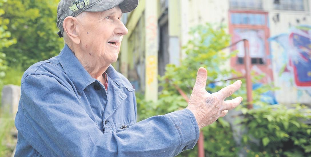 Sklep jest nam tu bardzo potrzebny - mówi Józef Kamela, mieszkaniec osiedla Braniborskiego