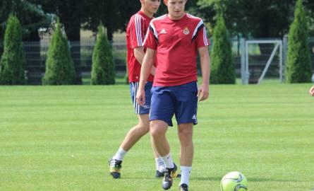 Krzysztof Wydra pojawił się na treningu Broni Radom