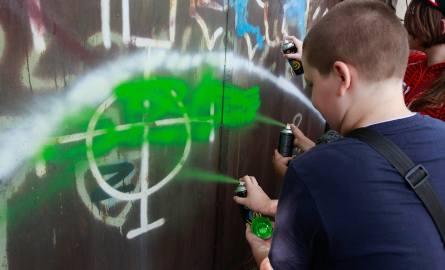 Poznaniacy zamalują rasistowskie hasła i napisy/Zdjęcie ilustracyjne