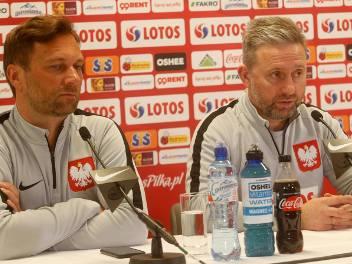 Jerzy Brzęczek (z prawej)
