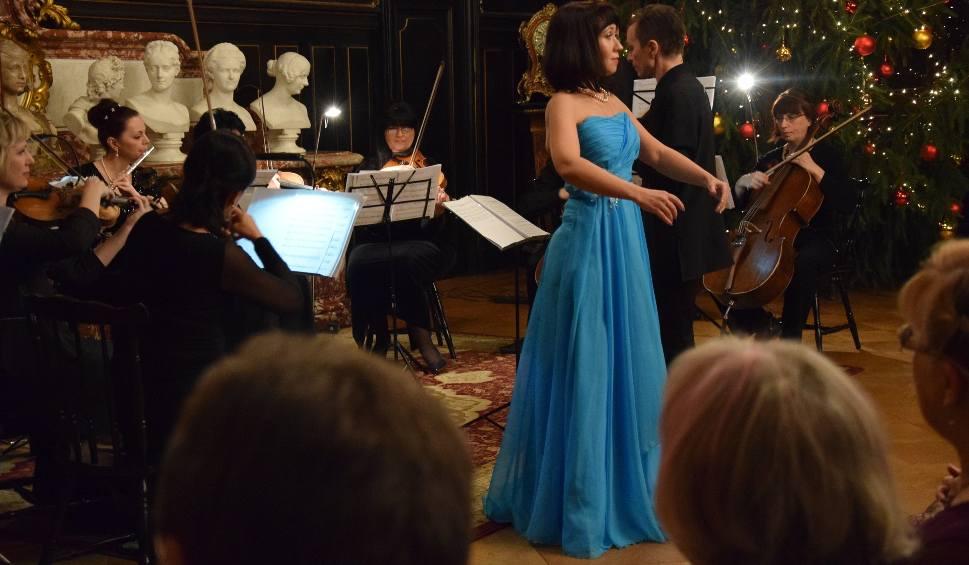 Film do artykułu: Koncerty świąteczne w zamku w Pszczynie ZDJĘCIA