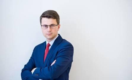 Piotr Muller zastąpi w sejmie Jolantę Szczypińską