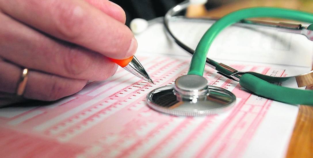 Takie druczki wkrótce znikną z gabinetów lekarskich, od 1 grudnia elektroniczne L4 będą obligatoryjne