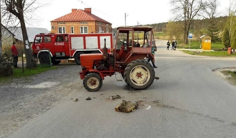 Pościg za pijanym traktorzystą z powiatu koneckiego - Gazetakrakowska.pl be42a4947a