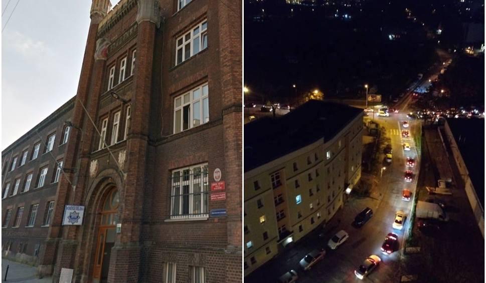 Film do artykułu: Czy zatrzymali uciekiniera z komisariatu w Szczecinie? I czemu zakorkowali miasto? 16.11.2019