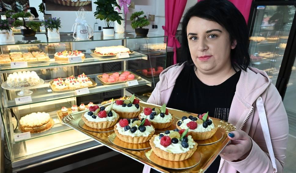 Film do artykułu: Słodka Mała Cukierenka. Mnóstwo słodkości w kieleckiej pracowni cukierniczej (WIDEO, zdjęcia)