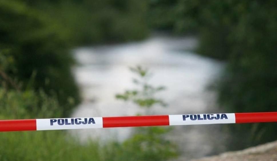 Film do artykułu: Gm. Lubichowo, pow. starogardzki: 18-latek utonął w jeziorze Szteklin