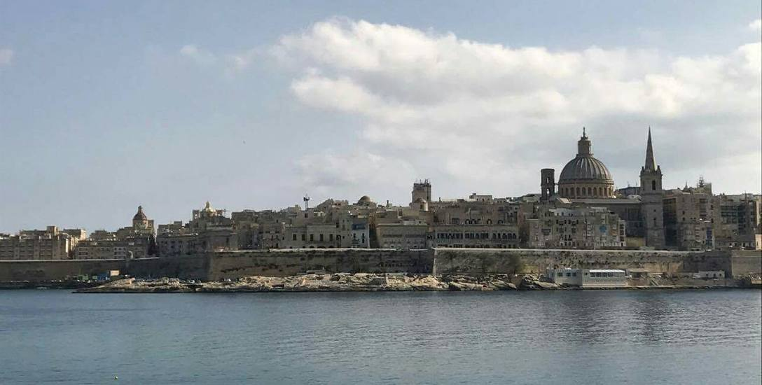 Stolica Malty, czyli śródziemnomorska księżniczka