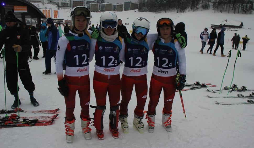 Film do artykułu: Kielczanin Bartosz Szkoła startował w Zimowym Olimpijskim Festiwalu Młodzieży Europy w Sarajewie [ZDJĘCIA]