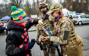 Podczas ostatniego finału WOŚP  w styczniu br. na ulicach Bydgoszczy kwestowało 650 wolontariuszy. Ich puszki zapełniały się w szybkim tempie.