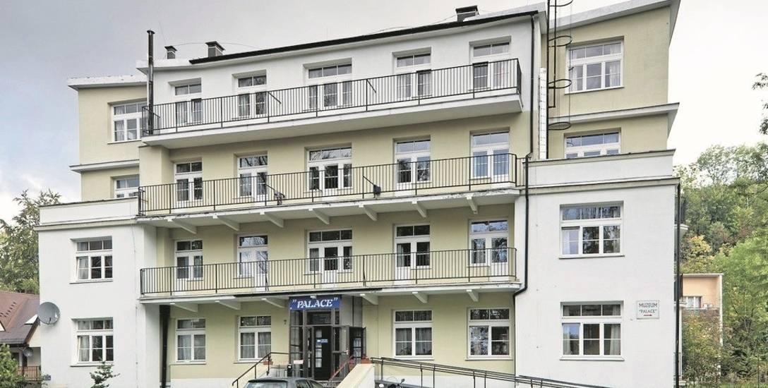 W budynku przy ul. Chałubińskiego w czasie II wojny światowej Gestapo maltretowało górali