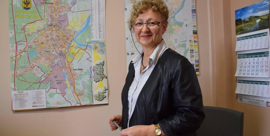 Ewa Staruch, zastępca naczelnika wydziału inwestycji w urzędzie miasta podkreśla jak ważny jest nowosolski ring dla komunikacji
