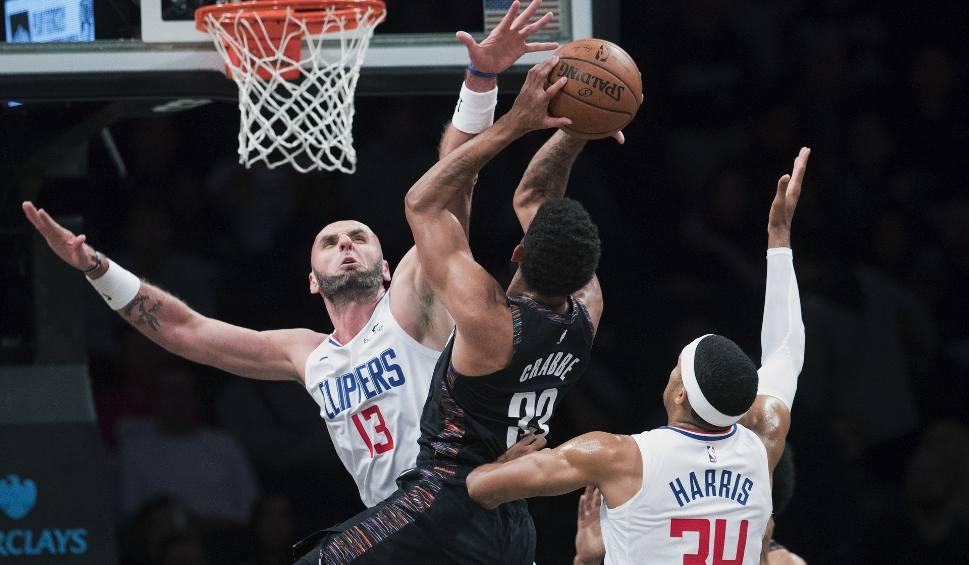 Film do artykułu: Pięć punktów Marcina Gortata i piąte zwycięstwo z rzędu Los Angeles Clippers