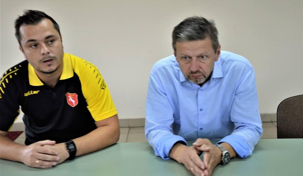 Film do artykułu: Wojciech Skrzypek (Soła Oświęcim). Przyznaję, że zdjęcie Pawła Rogali było moim błędem [WIDEO]