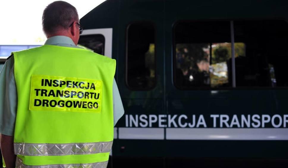 Film do artykułu: W powiecie skarżyskim nastolatek bez prawa jazdy prowadził ciężarówkę. Wpadł podczas kontroli Inspekcji Transportu Drogowego