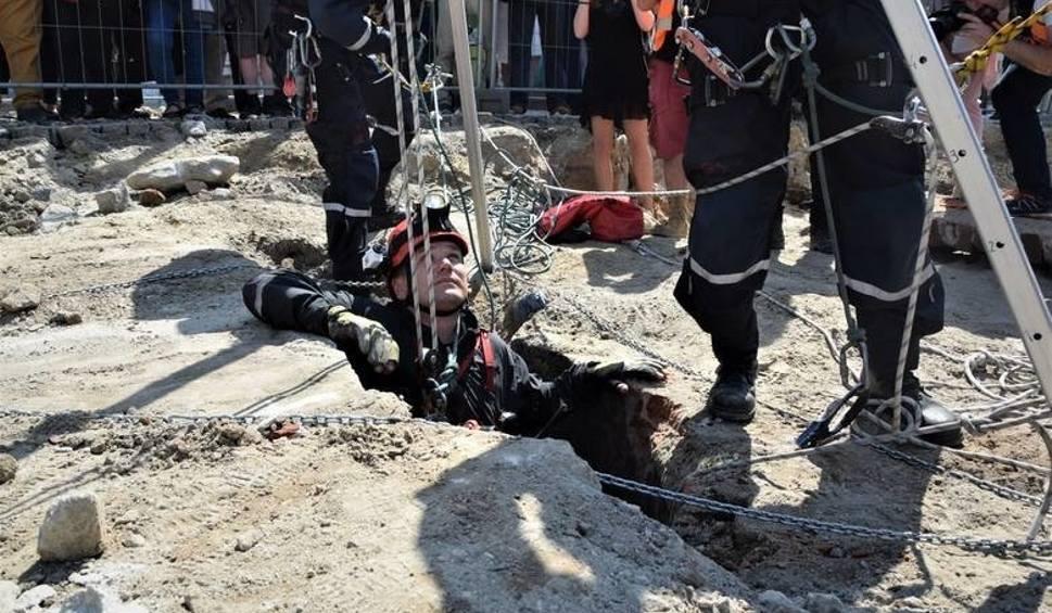 Film do artykułu: Studnia przy Bramie Krakowskiej ciągle pod znakiem zapytania