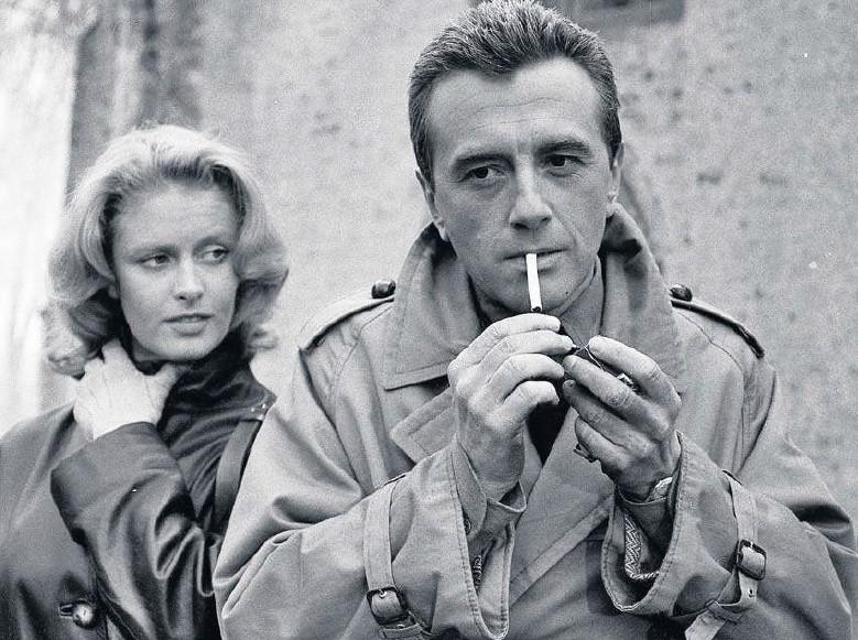 Andrzej Łapicki - największy amant polskiej sceny i filmu. Ale on sam miał dystans do swojej kariery