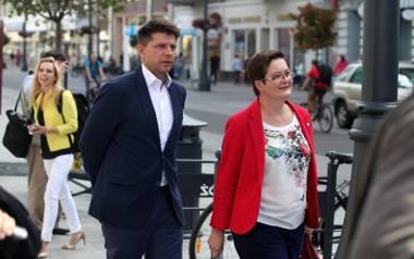 NowoczesnaPL: Katarzyna Lubnauer na czele listy wyborczej w okręgu łódzkim