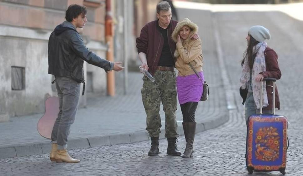 """Film do artykułu: W Przemyślu będą kręcić drugi sezon """"Dziewczyn ze Lwowa"""""""