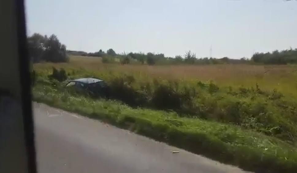 Film do artykułu: Poważny wypadek na Szosie Polskiej. Pieszy w bardzo ciężkim stanie