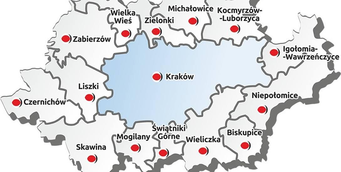 Czy powstanie Krakowski Związek Metropolitalny?