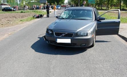 Tragiczny wypadek pod Włocławkiem; 40-letnia kobieta nie żyje
