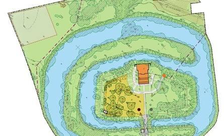 Projekt zagospodarowania Fortów Bema