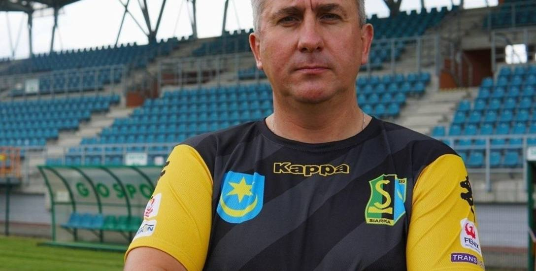 Grzegorz Opaliński wierzy, że podoła wyzwaniu w Siarce