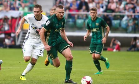 Marcin Robak jest w tym sezonie w wybornej formie strzeleckiej.