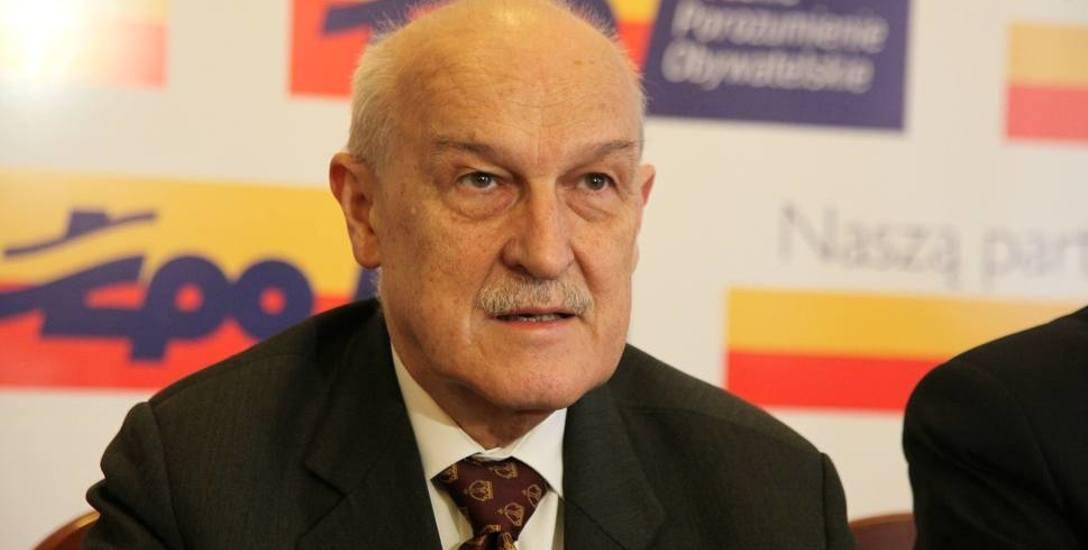Jerzy Kropiwnicki otworzył drogę do wejścia ChRS w struktury nowej partii wicepremiera Jarosława Gowina