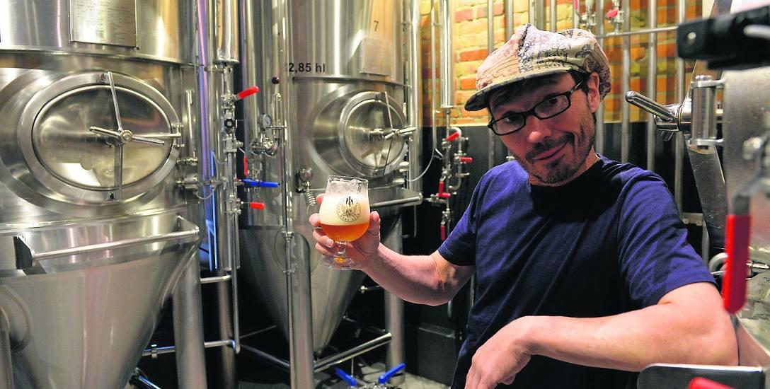 Prawdziwie gdański smak piwa