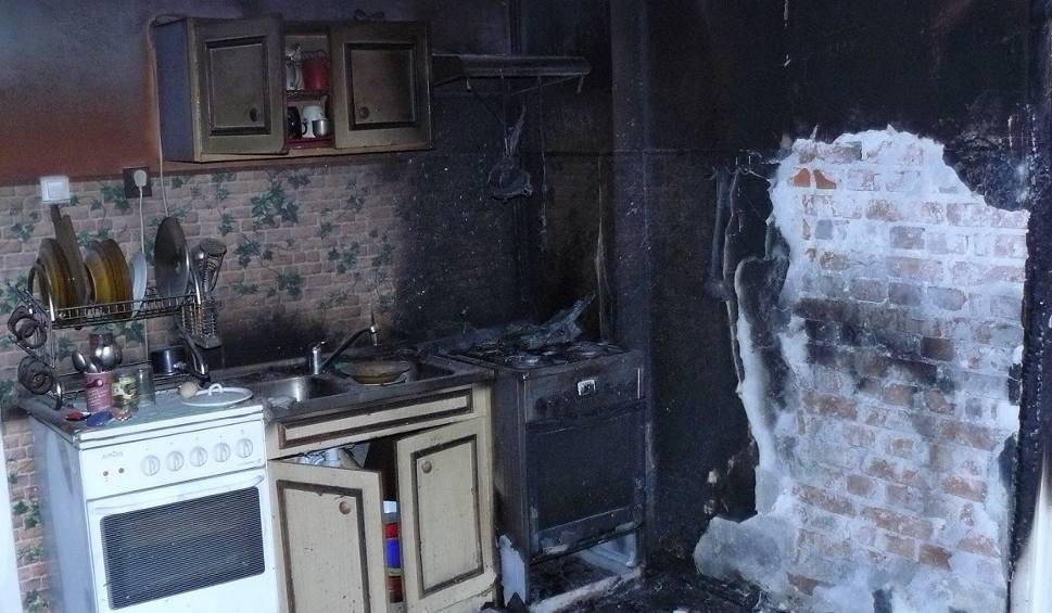 Film do artykułu: Pożar domu w Świniarach Nowych. 87-latek ranny