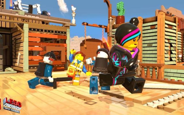 Lego Przygoda Gra Wideo: Recenzja pełna klocków (wideo)