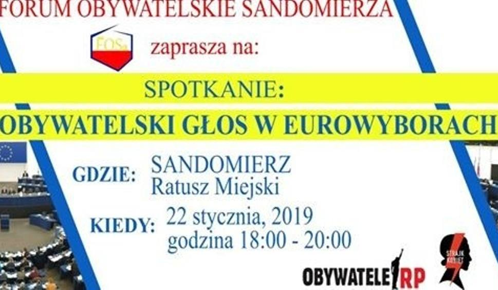 Film do artykułu: Forum Obywatelskie Sandomierza zaprasza na Debatę Obywatelską. Spotkanie we wtorek, 22 stycznia o godzinie 18 w sandomierskim Ratuszu
