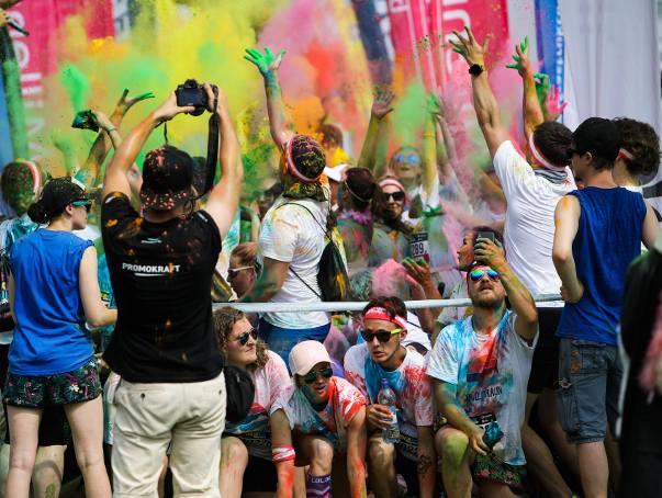 The Color Run po raz pierwszy w Krakowie! [ZOBACZ ZDJĘCIA]
