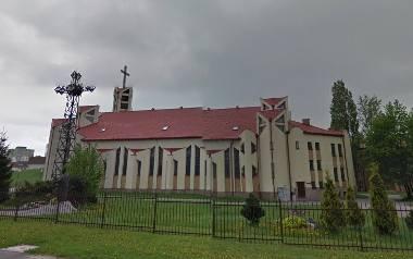 Incydent miał miejsce w parafii p.w. świętego Alberta Chmielowskiego