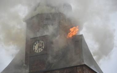 Pożar katedry trafił do sądu. Były proboszcz przyjął karę