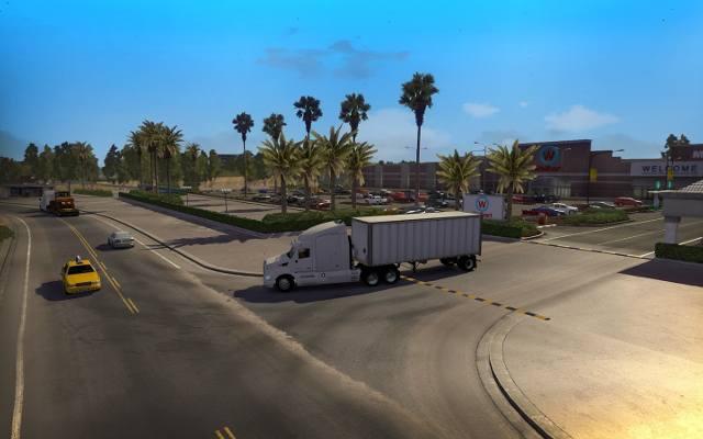American Truck Simulator: Galeria z życia amerykańskiego kierowcy