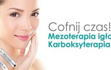 Mezoterapia i karboksyterapia - zabiegi idealne także na lato