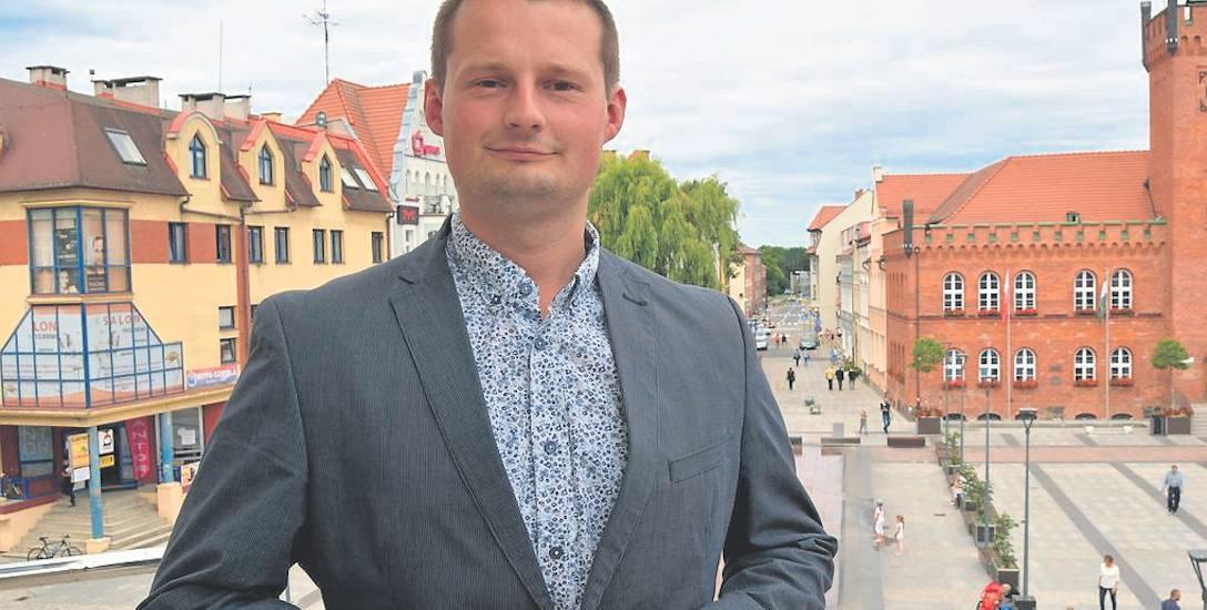 Jest kolejny kandydat na burmistrza Szczecinka