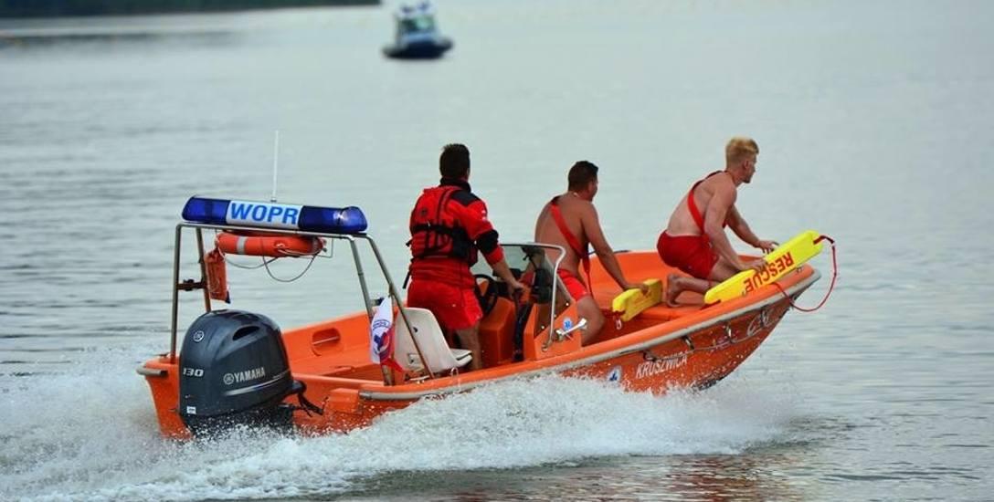 Ratownicy ruszają na wodę. Potrzebujesz pomocy? Telefonuj!