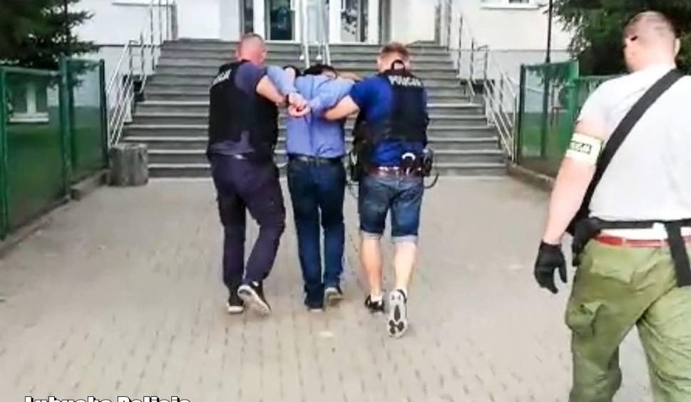 Film do artykułu: GORZÓW WLKP. 43-latek poszukiwany aż 16 listami gończymi wpadł w jednej z podgorzowskich miejscowości