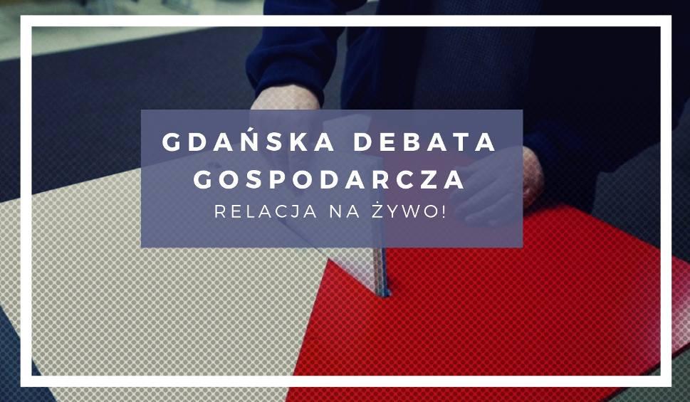 Film do artykułu: Wybory samorządowe 2018: Gdańska Debata Gospodarcza [zdjęcia]
