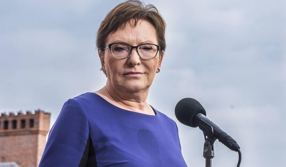 Film do artykułu: Premier Ewa Kopacz w Toruniu i Bydgoszczy [wideo]
