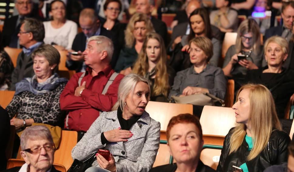 Film do artykułu: 85. urodziny Wojciecha Kilara: wielki koncert w Spodku ze skandalem OŚWIADCZENIA + ZDJĘCIA