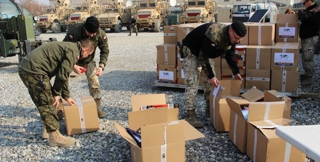 Opolscy logistycy obecni są m.in. w Afganistanie. Misja nie ma jednak już charakteru bojowego, a polscy żołnierze prowadzą wyłącznie działalność dor