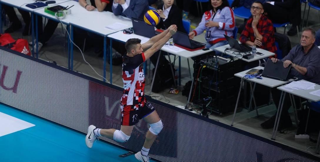 Mateusz Masłowski, libero Asseco Resovii: Chcę wrócić na boisko najszybciej, jak się tylko da