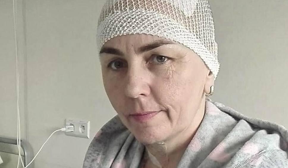 Film do artykułu: Zostały trzy tygodnie aby uratować życie Pani Agnieszki Masternak z Radkowic. Potrzeba jeszcze 75 tysięcy złotych